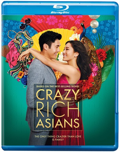 Crazy Rich Asians [Blu-ray/DVD]
