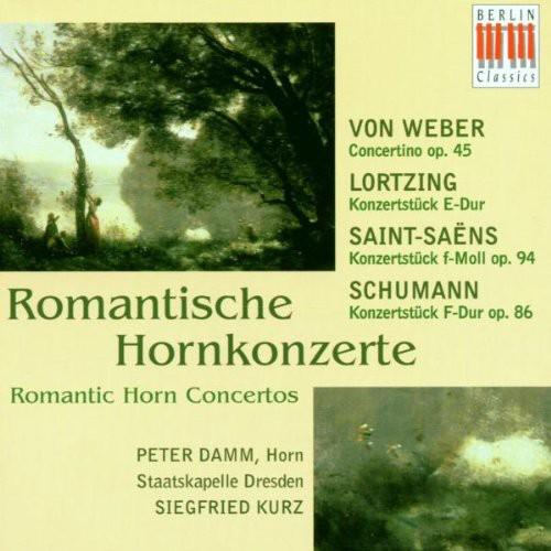 Romantic Horn Concerti