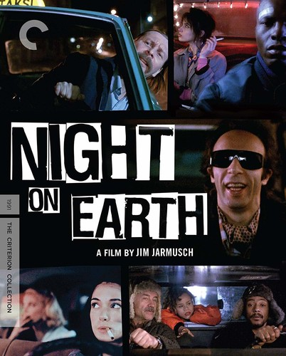 Criterion Collection - Night on Earth (Criterion Collection)