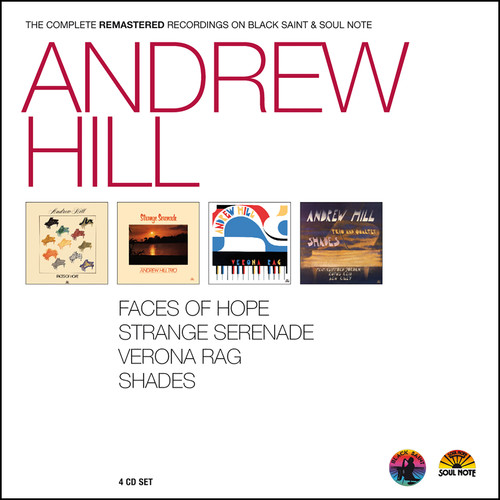 Andrew Hill - Andrew Hill - The Complete Remastered Recordings