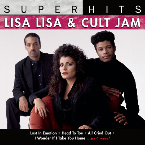 Lisa Lisa & Cult Jam - Super Hits