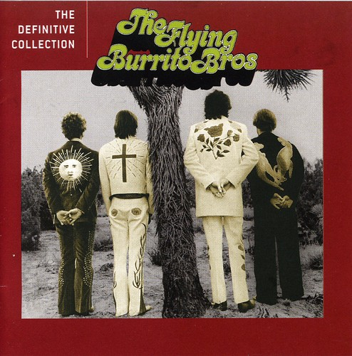 The Flying Burrito Brothers - Definitive Collection