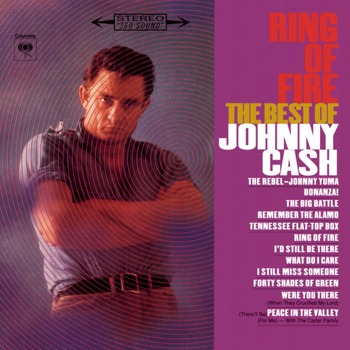 Johnny Cash-Ring of Fire: Best of