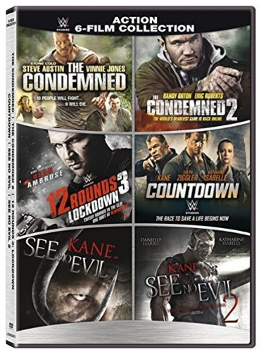 WWE: 6 Film Collection
