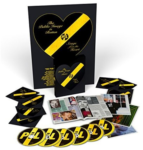 Public Image Ltd. - The Public Image Is Rotten (Songs From The Heart) [Box Set]
