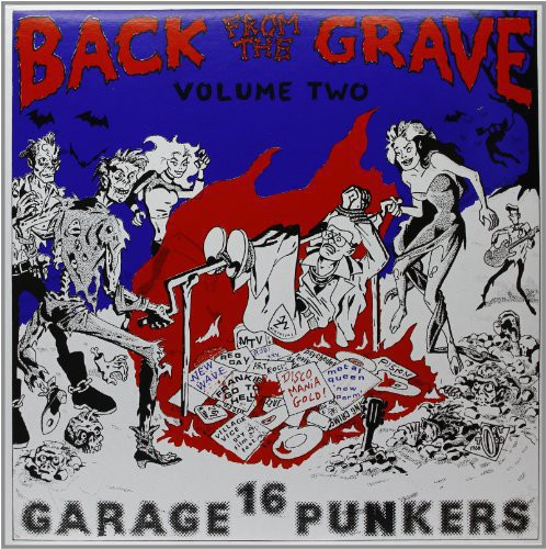 Back From The Grave - Back From The Grave, Vol. 2