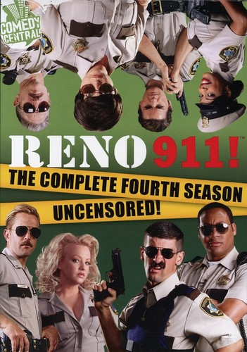 Reno 911: Complete Fourth Season