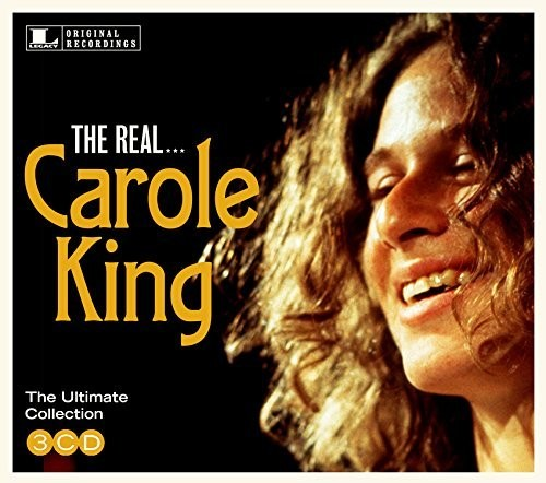 Carole King - Real Carole King (Uk)