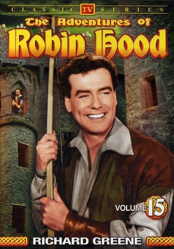 The Adventures of Robin Hood: Volumes 1-15