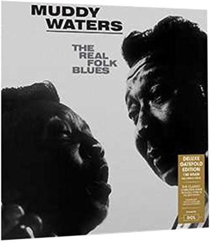 Muddy Waters - Real Folk Blues (Gate) [Deluxe] (Uk)