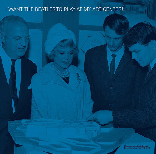 I Want The Beatles To Play at My Art Center!