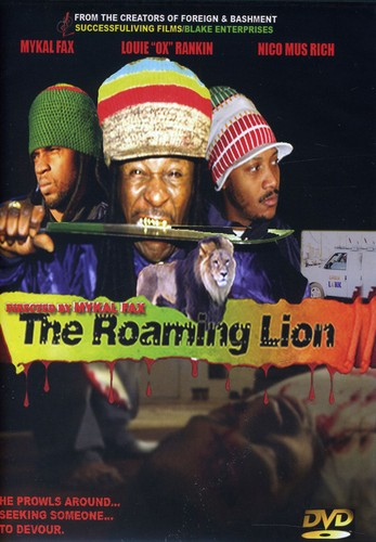 The Roaming Lion