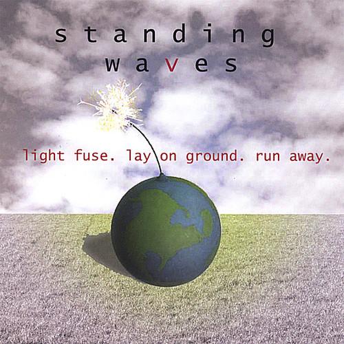 Light Fuse. Lay on Ground. Run Away.