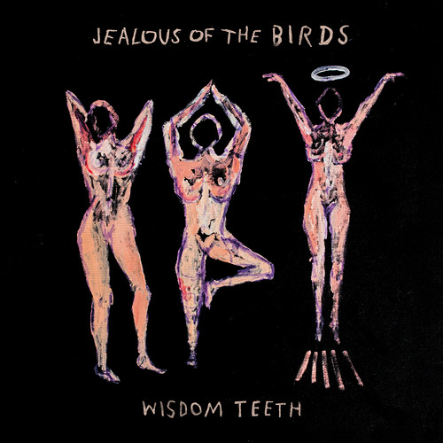 Jealous of the Birds - Wisdom Teeth EP [Vinyl]