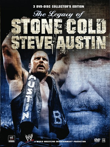 The Legacy of Stone Cold Steve Austin (Three Disc)