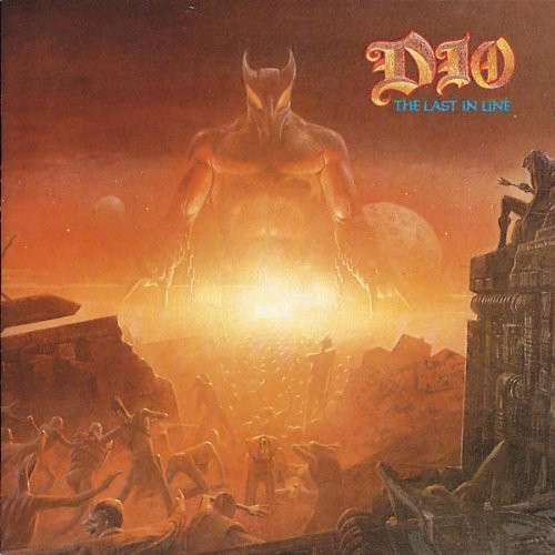 Dio - Last In Line [Import]