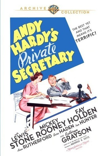 Andy Hardy's Private Secretary