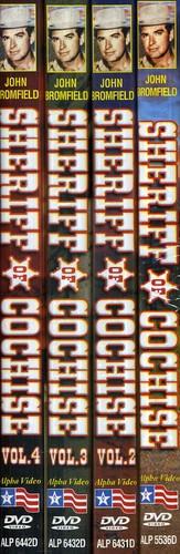 Sheriff of Cochise 1-4