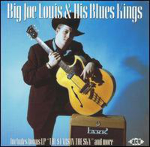 Big Joe Louis /  Stars in the Sky [Import]