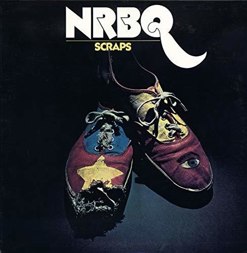 NRBQ - Scraps (Colv) (Red)