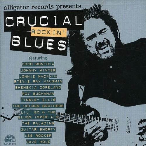 Crucial Rockin Blues - Crucial Rockin Blues / Various