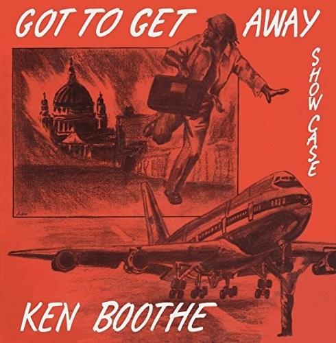 Ken Boothe - Got To Get Away (Uk)