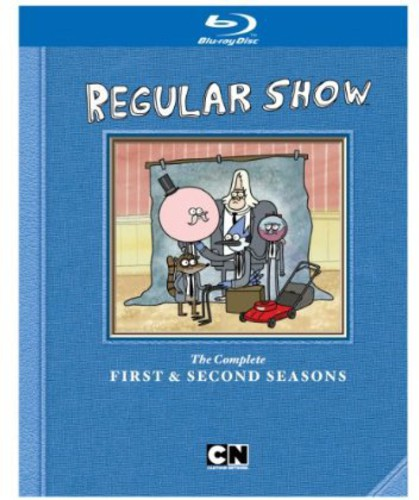 Regular Show: Season 1 and Season 2