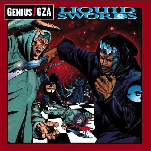Gza - Liquid Swords [Vinyl]