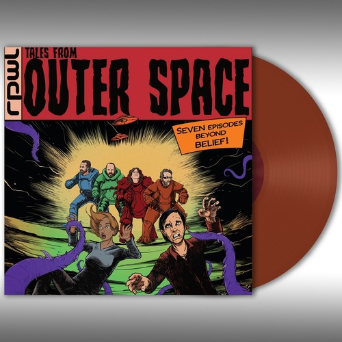 Tales From Outer Space (Orange Vinyl)