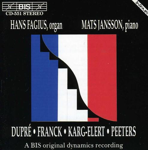 Music for Organ & Piano /  Various