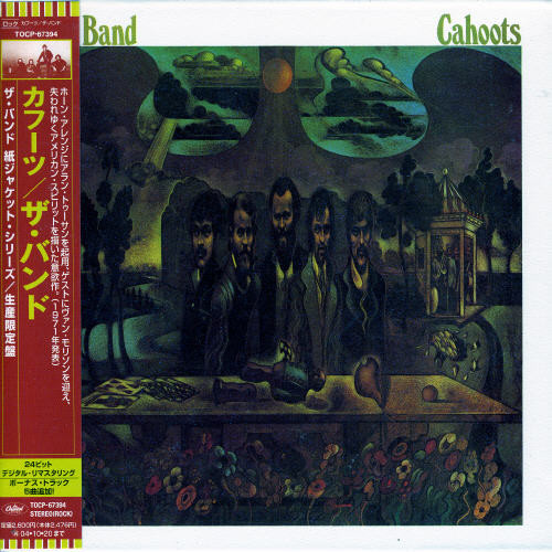 The Band - Cahoots [Import]