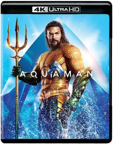 Aquaman [4K Ultra HD Blu-ray/Blu-ray]