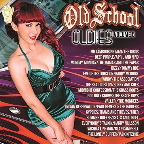 Old School Oldies 5 / Various - Old School Oldies 5 / Various