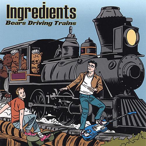 Bears Driving Trains