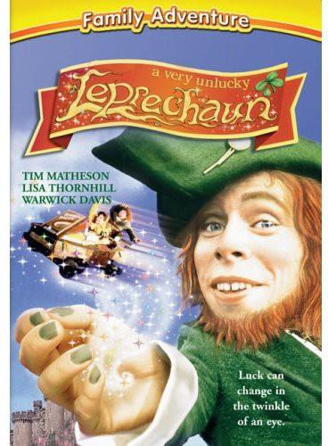 A Very Unlucky Leprechaun