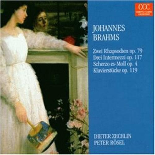 Two Rhapsodies Op 79 & Piano Pieces Op 119
