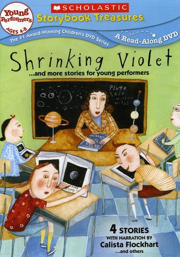 Shrinking Violet...And More Stories for Young Performers