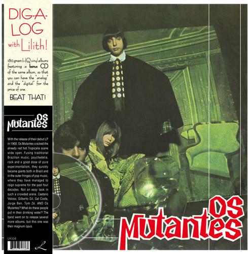 Os Mutantes - Os Mutantes (W/Cd)