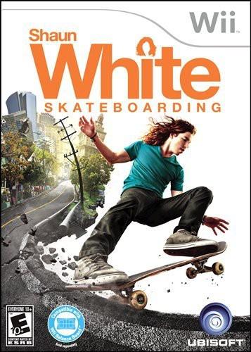 Wii Shaun White Skateboarding - Shaun White Skateboarding