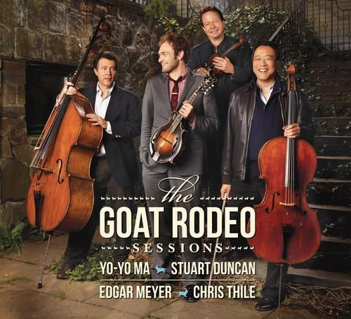 Yo-Yo Ma, Stuart Duncan, Edgar Meyer, Chris Thile - Goat Rodeo Sessions