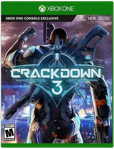 Xb1 Crackdown 3 - Crackdown 3 for Xbox One