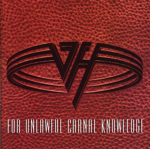 Van Halen-For Unlawful Carnal Knowledge