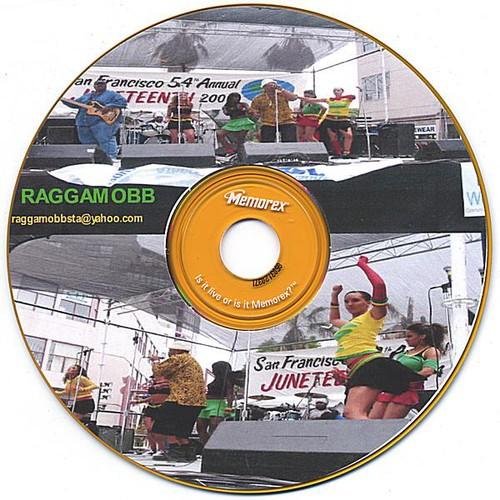 Raggamobb : Raggamobbsta's & Rasta's