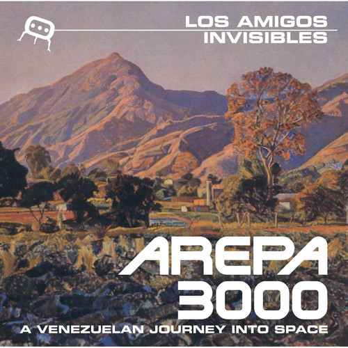 Arepa 3000: A Venezuelan Journey Into Space