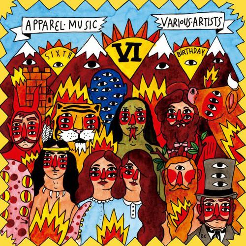 Apparel Music Sixth Birthday /  Various