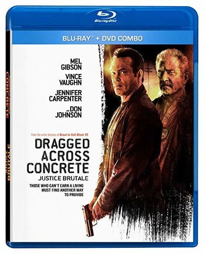 Dragged Across Concrete [Movie] - Draged Across Concrete (Justice Brutale) [Import]