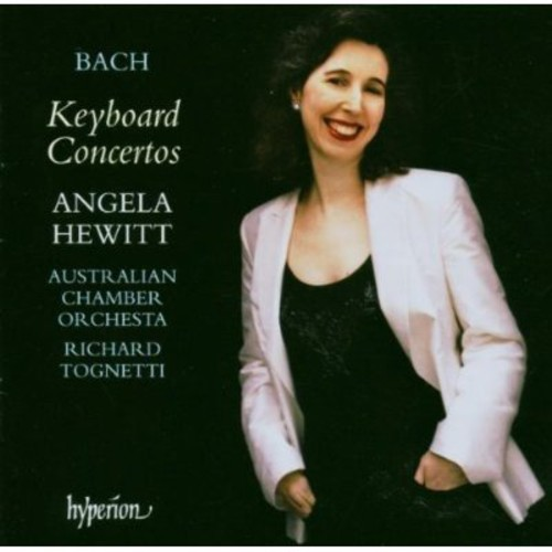 J.S. Bach-Keyboard Concertos 1-7
