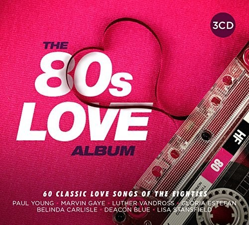 80s Love Album /  Various [Import]