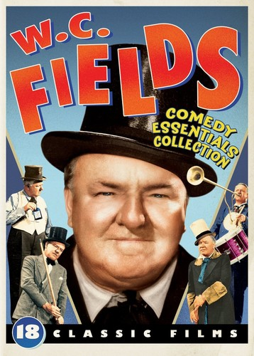 W.C. Fields Comedy Essentials Collection
