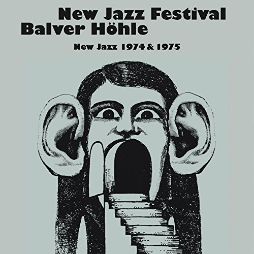 New Jazz Festival Balver Hohle: New Jazz /  Various